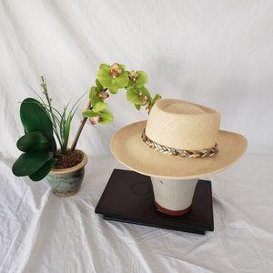 Fiesta Santa Barbara Hat straw Small
